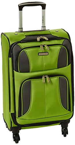 Samsonite Aspire XLite Softside Expandable Luggage with Spinner Wheels, Volt, Carry-On 20-Inch