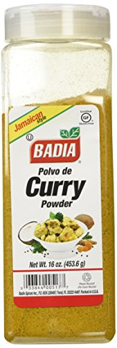 Badia Curry Powder Jamaican Style - 16 oz