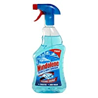 Brilliantly cleans windows and glass! Lifts off all dirt and dissolves grease Clean all Glass surfaces and leave it streak-free and shining! Suitable surfaces include: windows, windscreens, fridges, Glass surfaces, worktops, taps, mirrors