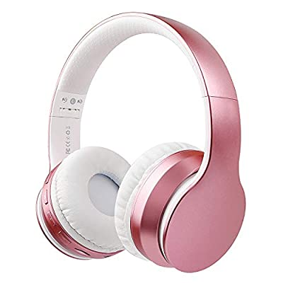 Bluetooth Headphones Over Ear, barsone Stereo H...