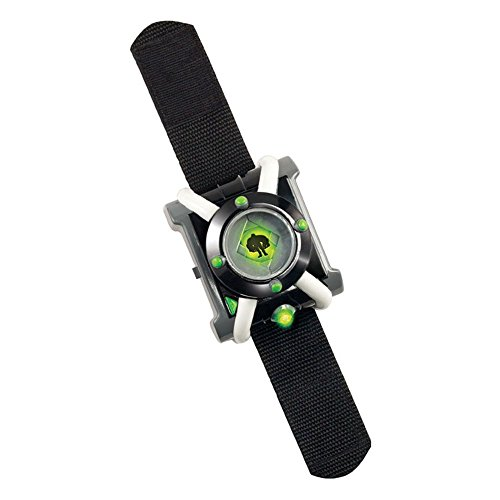 Ben 10 BEN05412 nbspDeluxe Omnitrix Uhr (englische Version), Black