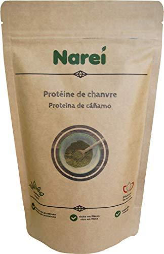 Protéine de chanvre - d´Autriche - Narei - végétalien - source de protéines
