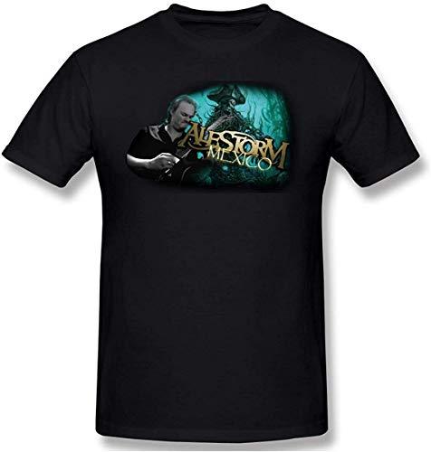 Ljkhas2329 A-Ales_torm Mens Classic Tshirt Black XL