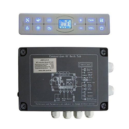 WP Controller BT-AB I 230V Whirlpool Steuerung komplett