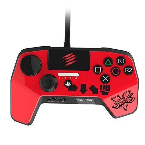 Mad Catz Street Fighter V FightPad …