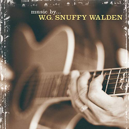 Music by... W.G. Snuffy Walden Iowa