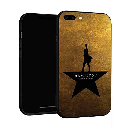 iPhone 7 Plus Case 8 Plus Case,Case Cover for iPhone 7P/8P (Hamilton-2)