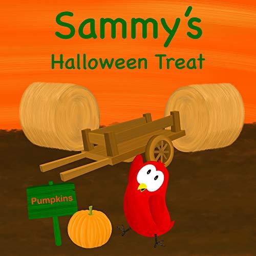 Sammy's Halloween Treat (Sammy Bird Series) (English Edition)