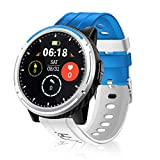 """LucaSng smart <span class='highlight'>watch</span>, 1.3""""inch full touch <span class='highlight'>fitness</span> tracker, <span class='highlight'>blood</span> <span class='highlight'>pressure</span>, <span class='highlight'>blood</span> oxygen, heart rate monitoring, IP67 waterproof, for men and women. Compatible <span class='highlight'>with</span> Android iOS"""