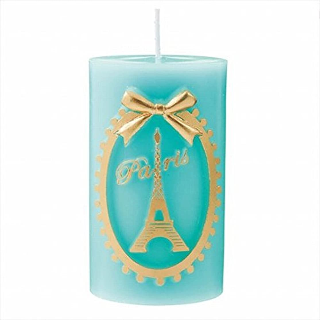 水星トレイル水族館カメヤマキャンドル(kameyama candle) エッフェル塔ピラー 「 エメラルド 」