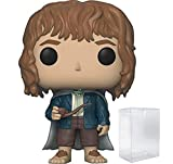 Funko Pop! Movies: The Lord of The Rings - Pippin Took Vinyl Figure (Bundled with Pop Box Protector Case)
