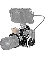 SMALLRIG Mini sterownik zoom ostrości do kamer DSLR / bezlusterkowych, w zestawie z przekładnią M0,8-43T - 3010