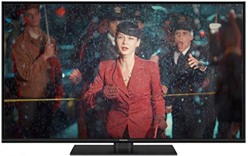 Panasonic TX-55FX550E TV 55' 4K Ultra HD Smart TV, Wi-Fi, Nero
