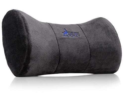Neck Pillow Headrest Support Cushion - Clinical Grade Memory Foam for Chairs, Recliners, Driving...