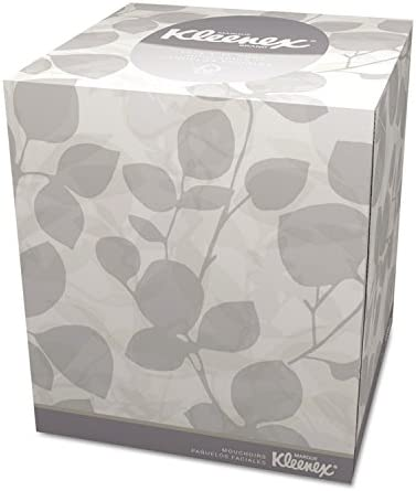 Kleenex 21270BX Facial Tissue Pop-up 8-7 Great interest Super beauty product restock quality top 16-Inch x8-5 8-Inch