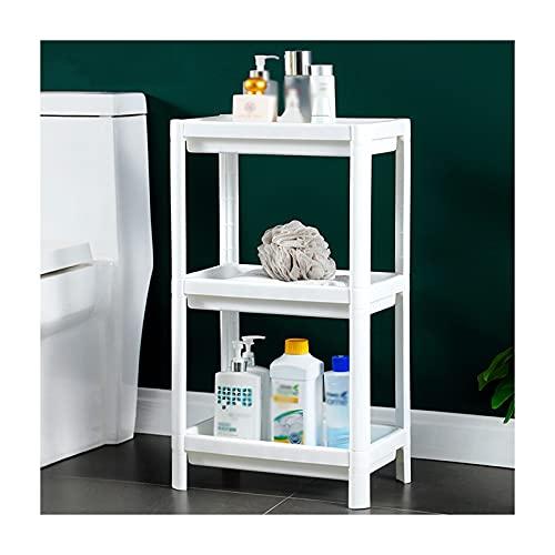 XGJJ - Scaffale per il bagno, da pavimento, per la casa, a più strati, per il soggiorno, mobile, multifunzione