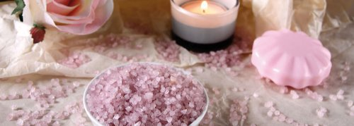 Preisvergleich Produktbild Warda Totes Meer Salz fein,  Saunasalz,  Duschsalz,  Duft: Honig,  10kg Eimer,  für Sauna und Dusche,  Peeling