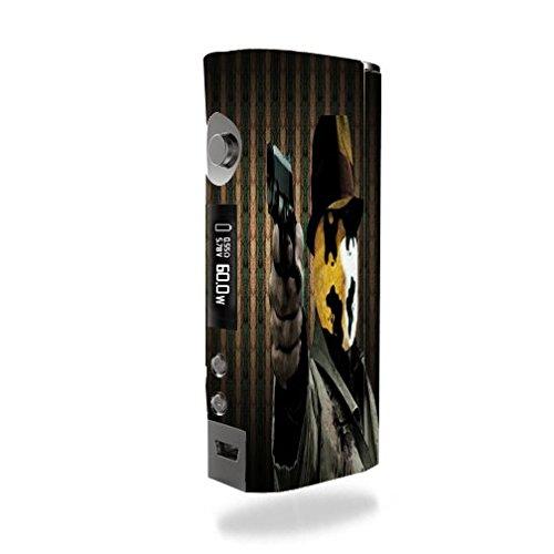 Decal Sticker Skin WRAP Rorschach for Kanger KBOX Mini