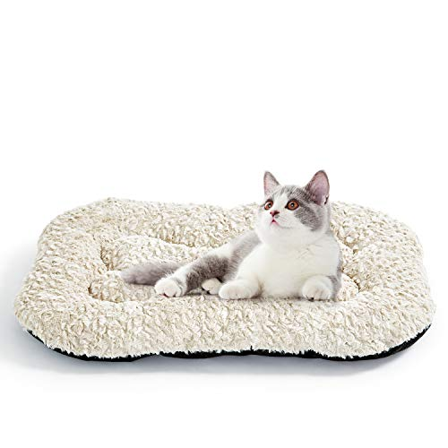 YFPets Self Heating Cat Pad Self HeatedWarming Mat Thermal 24x18 Inches Dog Pet Puppy Bed forOutdoor IndoorMachine Washable Ultra Soft Cozy Non-Slip Bottom