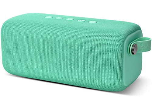 Fresh 'n Rebel Rockbox Bold L Peppermint | Wasserdichter IPX7 Bluetooth Lautsprecher