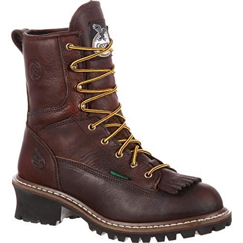 Georgia Boot Men's Loggers G7313 Work Boot