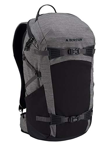 Burton Day Hiker Mochila, Unisex Adulto, Negro (Shade Heather), 31 l