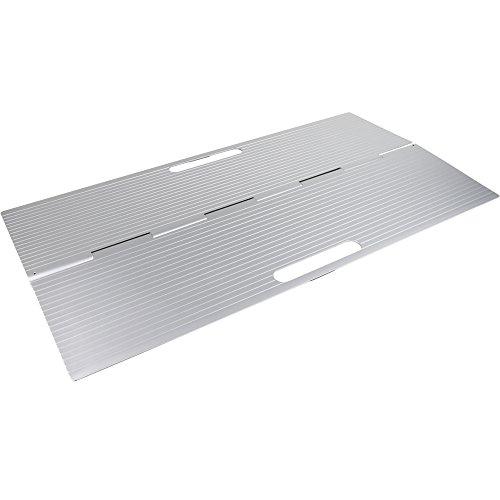 Mobilex Klappbare Schwellenrampe DS 40x76 cm