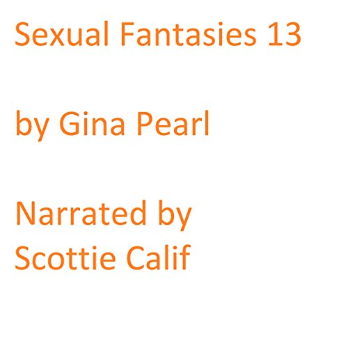 Sexual Fantasies 13 audiobook cover art