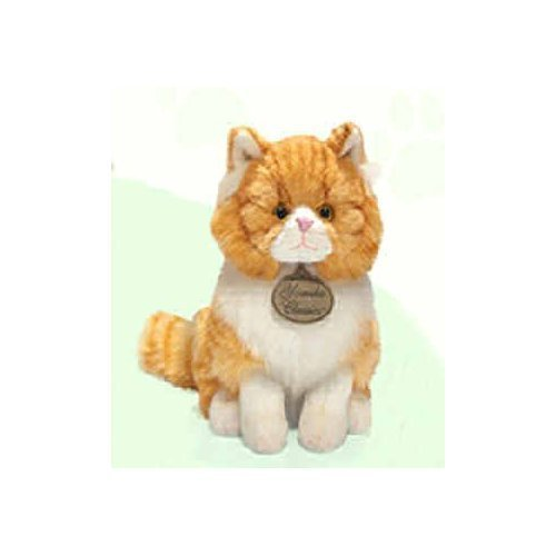 Yomiko Orange Tabby Cat Md 9' by Russ Berrie