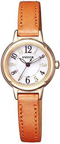[シチズン] 腕時計 ウィッカ KP3-627-10 ソーラーテックモデル レディース