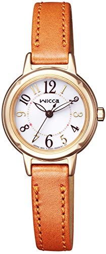 [シチズン] 腕時計 ウィッカ ソーラーテックモデル KP3-627-10 レディース