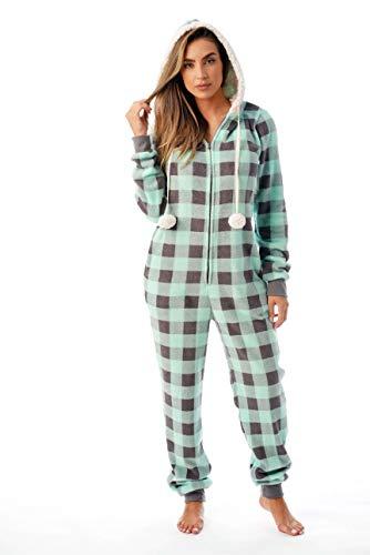 6290-MNT-XL Just Love Adult Onesie / Pajamas