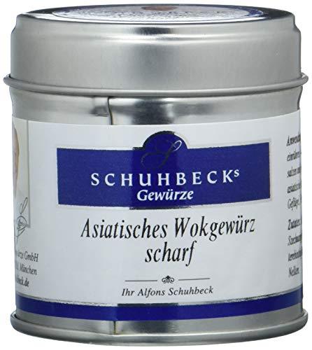 Schuhbecks Asiatisches Wokgewürz scharf 55 g