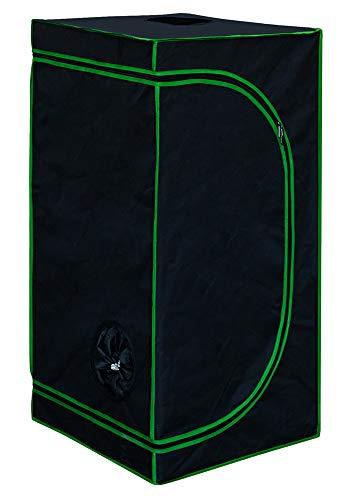 11 Taglie Grow Tent Box Interno Serra Coltiva la Tenda Idroponica Gabinetto di Alevamento Kingpower, Dimensione:80 x 80 x 180 cm (05)