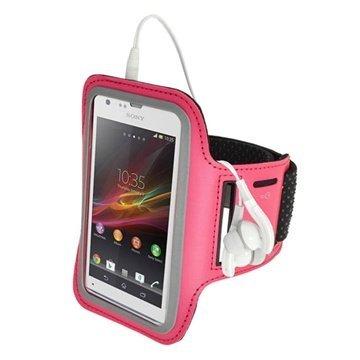 Brazalete Neopreno deportivo para Smartphone Samsung Galaxy S5 para correr / running / deporte Color: Amazon.es: Electrónica