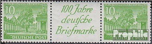 las mejores marcas venden barato Prophila Collection Berlín Berlín Berlín (Oeste) w12 examinado 1949 de Berlín Edificios (Sellos para los coleccionistas)  barato
