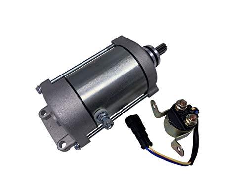 Hity Motor Starter & Relay Solenoid for Polaris RZR 800 EFI 2008 2009 2010 2011 2012-2014