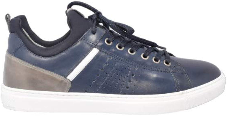 svart Giardini herrar Trainers blå -vit -vit -vit 9.5 Storbritannien  njuter av din shopping