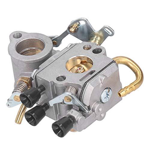 Kettensägenvergaser, hochwertiger praktischer Luftfilter, für Gartenmaschinen Ersetzen Sie beschädigte Teile für STIHL TS410 TS420 Clean