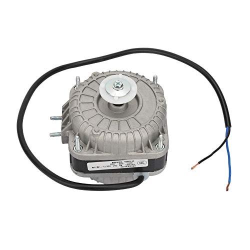 Garosa YZF10-20 Kondensatormotor, 33W 0.25A Kondensatorlüfter Motor High Speed Low Current 500Air Volumen für Kühlschrank Industrie Gefrierschrank