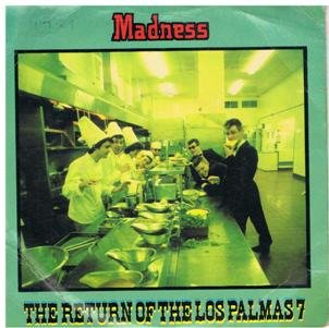 Madness - The Return Of The Los Palmas 7 / That's The Way To Do It (7' Vinyl)