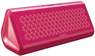 Creative Airwave Portable Wireless Bluetooth Speaker with NFCPink