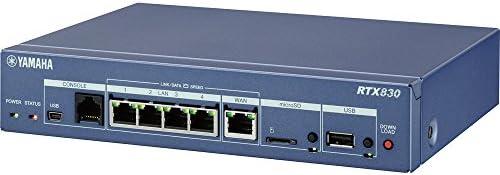 YAMAHA RTX830 ギガアクセスVPNルーター