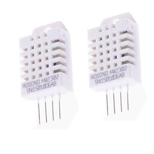 AM2302 DHT22 Digital Temperature and Humidity Measurement Sensor Pack of 2