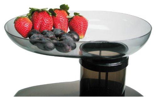 Einfülltablett Lentz f. Küchenmaschine Entsafter Einfüllhilfe Trichter