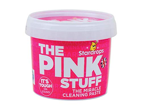 St@llion Stardrops 500g Pink Stuff Cleaning Paste Non-Toxic All Purpose Tough Household Cleaner(Pack of 5)