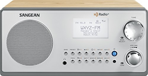 best tabletop radio Sangean HDR-18