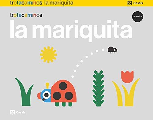 La mariquita 3 años Trotacaminos - 9788421862353