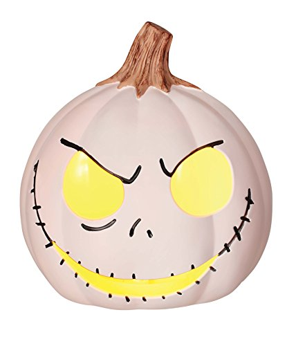 Disney The Nightmare Before Christmas Jack Skellington, 6' Light up Pumpkin