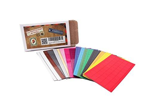 La Manufacture du Pixel - 900Magneti in 16Colori–Pixel Art, Passatempo Creativo, Mosaico, Divertimento! Crea all'infinito tutti i motivi che più preferisci.